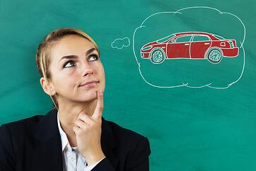 thinking about a car loan image